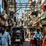 India in trouble, slowest growth in six years